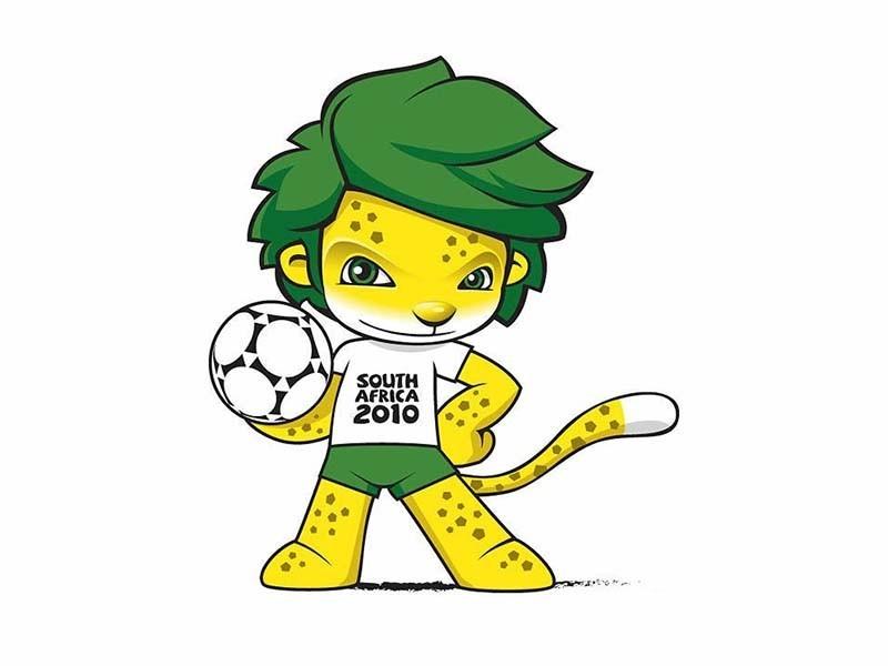 豹子吉祥物